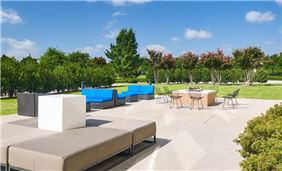 Quorum Hotels & Resorts, Texas - Fire Pit
