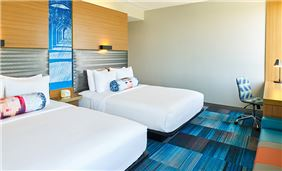 Quorum Hotels & Resorts, Texas - Guestroom