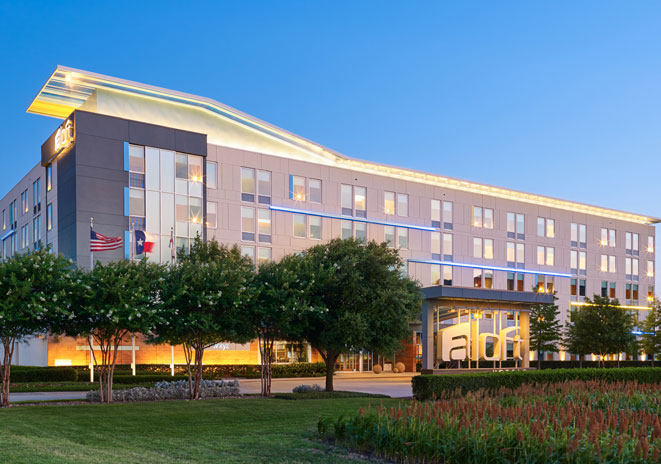 Quorum Hotels & Resorts, Texas Exterior